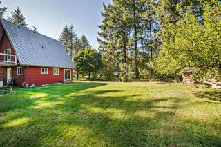 Photo 1: 38323 BELL Road in Mission: Dewdney Deroche House for sale : MLS®# R2543061