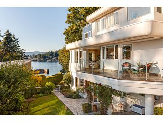 Photo 3: 5360 Seaside Pl in West Vancouver: Caulfeild House for sale : MLS®# V1124308