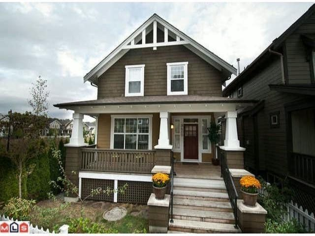 Main Photo: 9410 WASKA ST in Langley: Fort Langley House/Single Family for sale : MLS®# F1303889