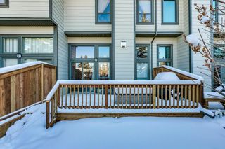 Photo 35: 39 185 Woodridge Drive SW in Calgary: Woodlands Row/Townhouse for sale : MLS®# A1069309