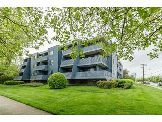 "Photo 1: 203 5906 176A Street in Surrey: Cloverdale BC Condo for sale in ""WYNDHAM ESTATES"" (Cloverdale)  : MLS®# R2264867"