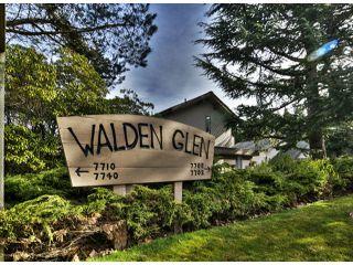 """Photo 23: 7712 119A ST in Delta: Scottsdale Townhouse for sale in """"WALDEN GLEN"""" (N. Delta)  : MLS®# F1304650"""