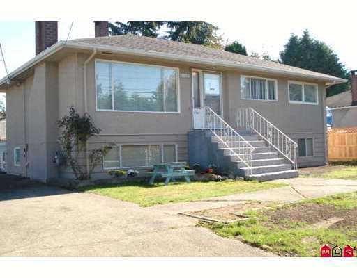 Main Photo: 9854 128TH Street in Surrey: Cedar Hills House for sale (North Surrey)  : MLS®# F2706623