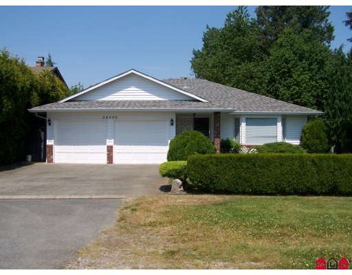 Main Photo: 34695 PRIOR Avenue in Abbotsford: Abbotsford East House for sale : MLS®# F2819898