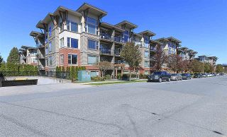 """Photo 12: 415 33539 HOLLAND Avenue in Abbotsford: Central Abbotsford Condo for sale in """"THE CROSSING"""" : MLS®# R2159342"""