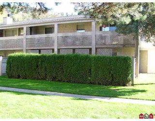 """Photo 1: 812 34909 OLD YALE RD in Abbotsford: Abbotsford East Townhouse for sale in """"The Gardens"""" : MLS®# F2615103"""