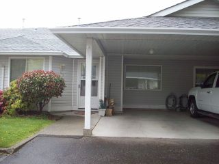 Photo 1: # 152 7610 EVANS RD in Sardis: Sardis West Vedder Rd Condo for sale : MLS®# H1301956