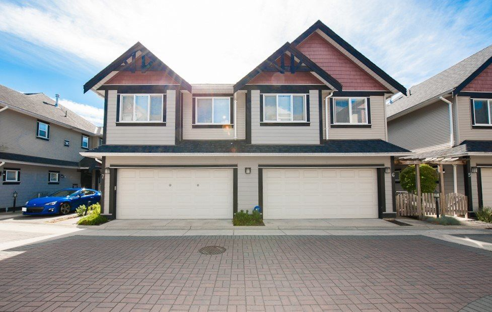 Main Photo: 6 6551 NO 4 ROAD in Richmond: McLennan North Townhouse for sale : MLS®# R2087857