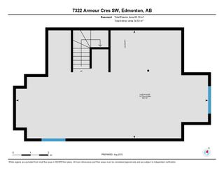 Photo 49: 7322 ARMOUR Crescent in Edmonton: Zone 56 House for sale : MLS®# E4223430