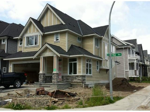 """Main Photo: 21117 76A Avenue in Langley: Willoughby Heights House for sale in """"yorkson"""" : MLS®# F1405727"""