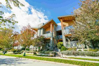 "Photo 1: 207 40147 GOVERNMENT Road in Squamish: Garibaldi Estates Condo for sale in ""Amplepath"" : MLS®# R2432538"
