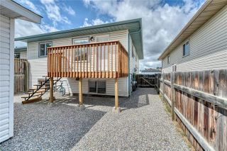 Photo 37: 6 WEST AARSBY Road: Cochrane Semi Detached for sale : MLS®# C4302909