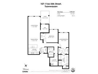 "Photo 34: 107 1166 54A Street in Delta: Tsawwassen Central Condo for sale in ""BRIO"" (Tsawwassen)  : MLS®# R2544260"