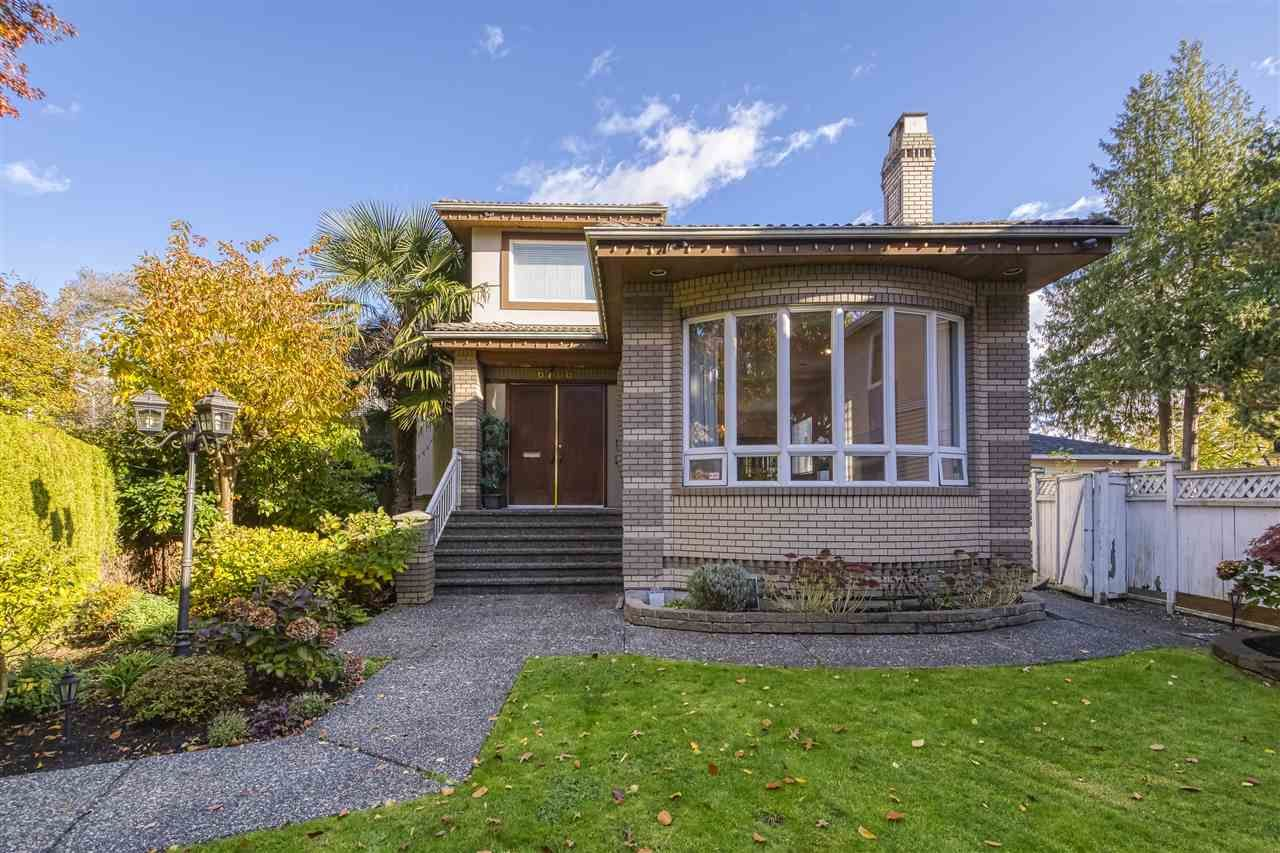 Main Photo: 6768 MAPLE Street in Vancouver: Kerrisdale House for sale (Vancouver West)  : MLS®# R2513483