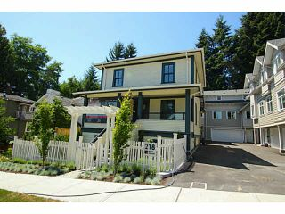 """Photo 20: 101 218 BEGIN Street in Coquitlam: Maillardville House for sale in """"BEGIN SQUARE"""" : MLS®# V1132326"""