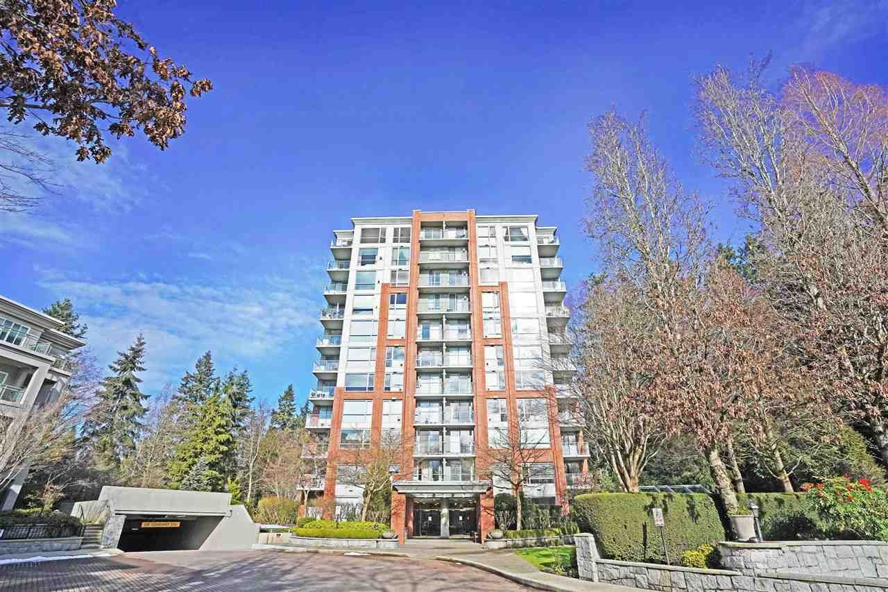 """Main Photo: 806 5657 HAMPTON Place in Vancouver: University VW Condo for sale in """"STRATFORD"""" (Vancouver West)  : MLS®# R2541354"""