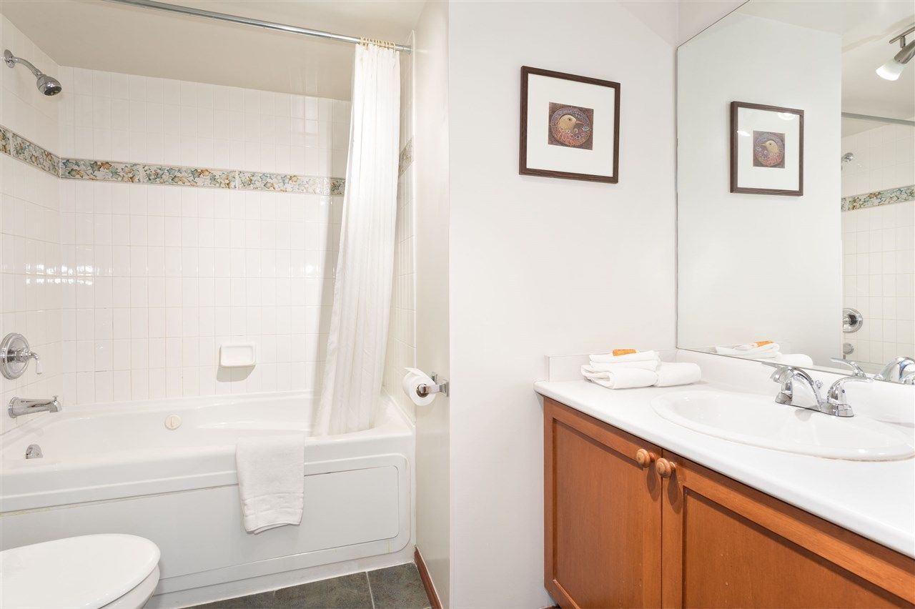 Photo 12: Photos: 109 4388 NORTHLANDS BOULEVARD in Whistler: Whistler Village Townhouse for sale : MLS®# R2249101