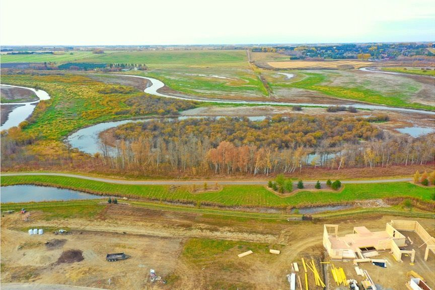 Main Photo: 217 Riverview Way: Rural Sturgeon County Rural Land/Vacant Lot for sale : MLS®# E4257225
