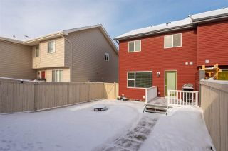 Photo 30: 16013 10 Avenue in Edmonton: Zone 56 House Half Duplex for sale : MLS®# E4228816