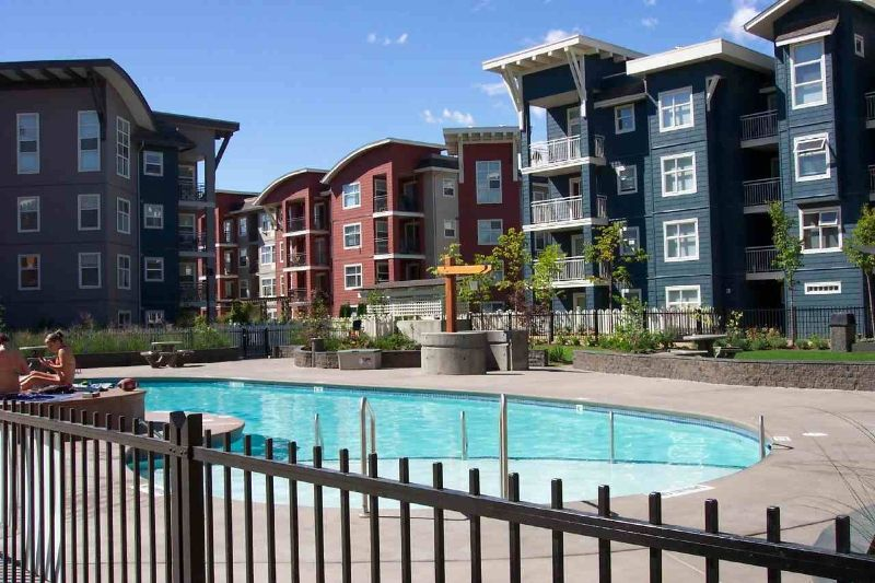 Main Photo: 101 555 Yates Road in Kelowna BC: North Glenmore Apartment Unit for sale (Central Okanagan)  : MLS®# 9188032