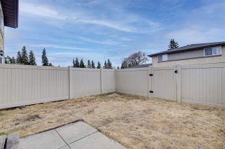 Photo 26: 121 8930-99 Avenue: Fort Saskatchewan Townhouse for sale : MLS®# E4236779