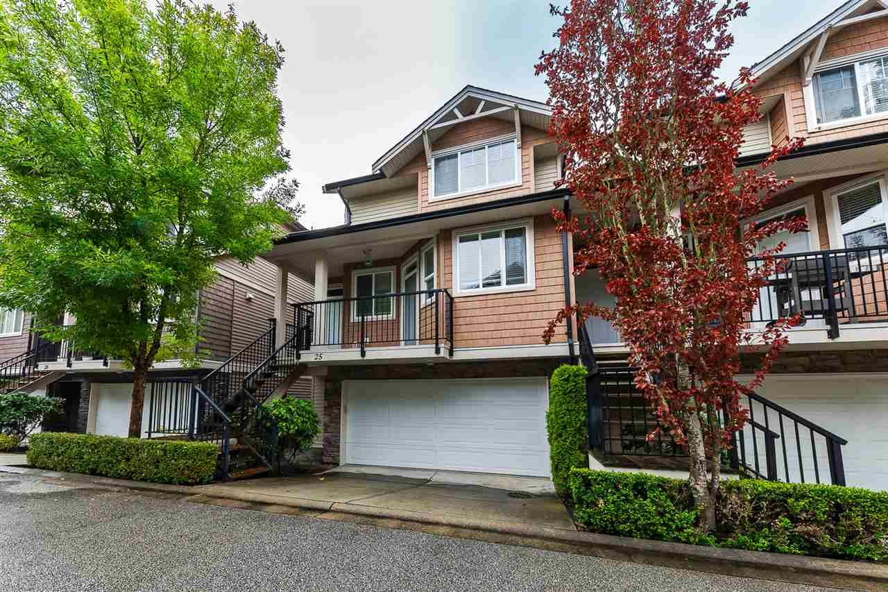 "Main Photo: 25 11720 COTTONWOOD Drive in Maple Ridge: Cottonwood MR Townhouse for sale in ""COTTONWOOD GREEN"" : MLS®# R2318205"
