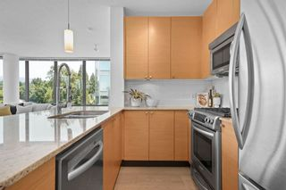 """Photo 8: 408 110 BREW Street in Port Moody: Port Moody Centre Condo for sale in """"ARIA AT SUTTERBROOK"""" : MLS®# R2599484"""