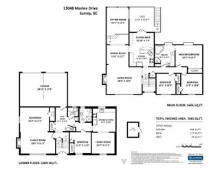 """Photo 26: 13048 MARINE Drive in Surrey: Crescent Bch Ocean Pk. House for sale in """"OCEAN PARK"""" (South Surrey White Rock)  : MLS®# R2616600"""