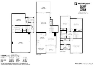"""Photo 31: 5859 MAYVIEW Circle in Burnaby: Burnaby Lake Townhouse for sale in """"One Arbour Lane"""" (Burnaby South)  : MLS®# R2602558"""
