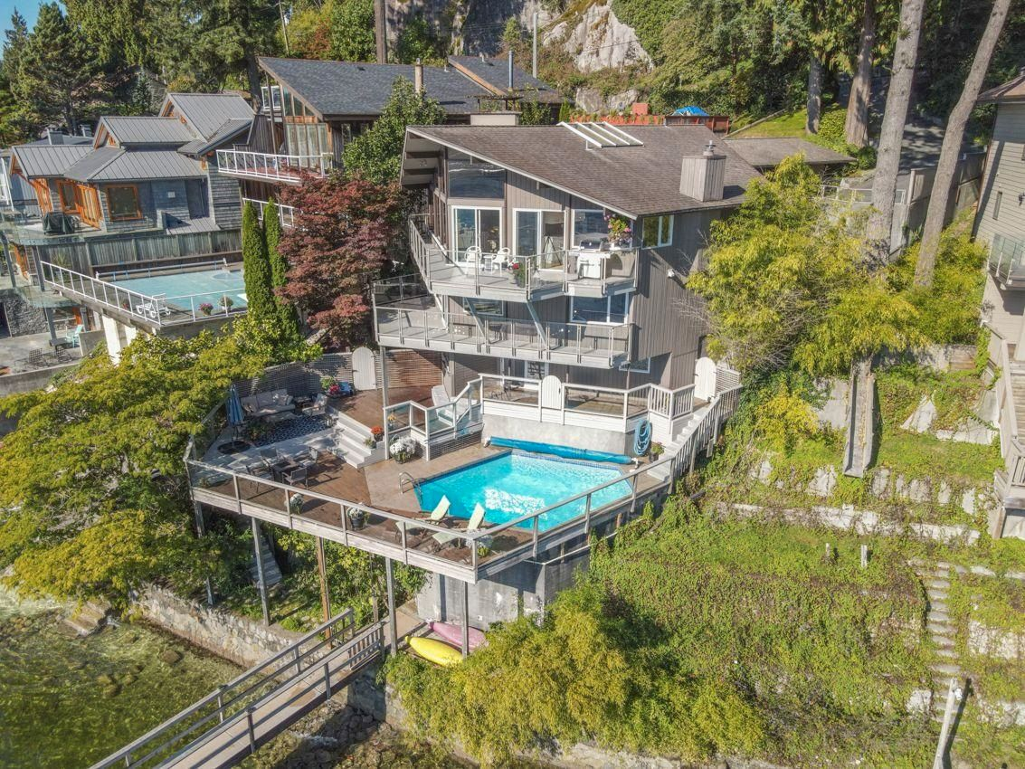 Main Photo: 4781 STRATHCONA Road in North Vancouver: Deep Cove House for sale : MLS®# R2624662