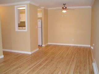 """Photo 2: #104 33598 GEORGE FERGUSON WAY in ABBOTSFORD: Central Abbotsford Condo for rent in """"NELSON MANOR"""" (Abbotsford)"""