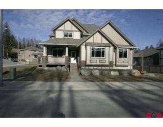 """Photo 1: 46213 KERMODE Crescent in Sardis: Promontory House for sale in """"BEAR CREEK"""" : MLS®# H2900411"""