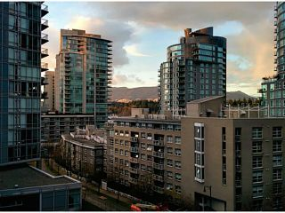 Photo 4: # 601 1499 W PENDER ST in Vancouver: Coal Harbour Condo for sale (Vancouver West)  : MLS®# V1048656