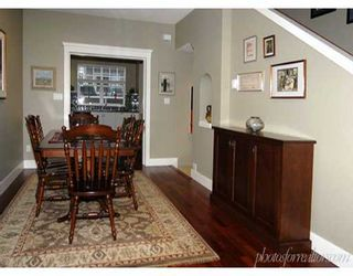"""Photo 5: 832 W 15TH Ave in Vancouver: Fairview VW Townhouse for sale in """"REDBRICKS"""" (Vancouver West)  : MLS®# V626740"""