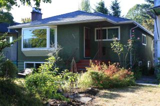 Photo 1: 2792 MCGILL Street in Vancouver: Hastings East House for sale (Vancouver East)  : MLS®# R2198736