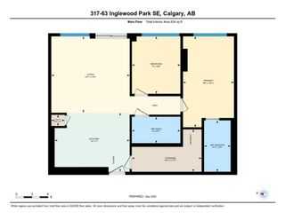 Photo 30: 317 63 Inglewood Park SE in Calgary: Inglewood Apartment for sale : MLS®# A1106048