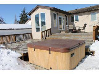 Photo 20: 70 Hindley Avenue in WINNIPEG: St Vital Residential for sale (South East Winnipeg)  : MLS®# 1504801