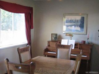 Photo 7: 3615 Montana Dr in CAMPBELL RIVER: CR Willow Point House for sale (Campbell River)  : MLS®# 596003