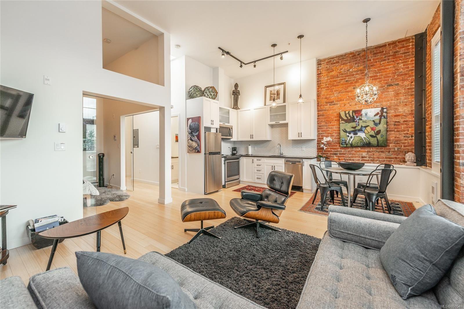 Main Photo: 209 535 Fisgard St in : Vi Downtown Condo for sale (Victoria)  : MLS®# 860549