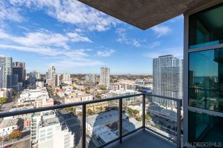 Photo 12: DOWNTOWN Condo for sale : 1 bedrooms : 800 The Mark Ln #2403 in San Diego