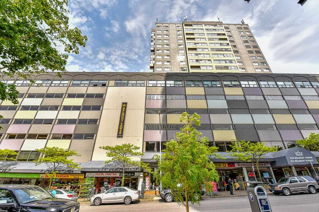 """Main Photo: 1307 615 BELMONT Street in New Westminster: Uptown NW Condo for sale in """"Belmont Tower"""" : MLS®# R2065723"""