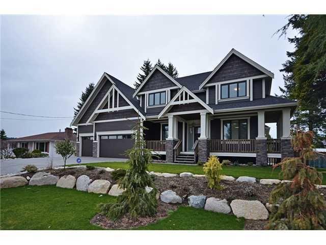 Main Photo: 917 REGAN Avenue in Coquitlam: Coquitlam West House for sale : MLS®# V957612