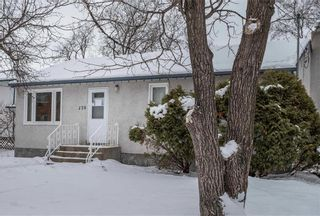 Photo 1: 170 Berrydale Avenue in Winnipeg: St Vital Residential for sale (2D)  : MLS®# 202001254