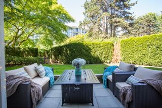 """Main Photo: 112 4883 MACLURE Mews in Vancouver: Quilchena Condo for sale in """"MATTHEWS HOUSE"""" (Vancouver West)  : MLS®# R2595149"""
