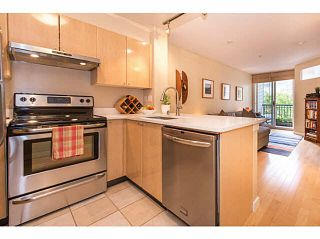 """Photo 13: 206 3278 HEATHER Street in Vancouver: Cambie Condo for sale in """"The Heatherstone"""" (Vancouver West)  : MLS®# V1121190"""