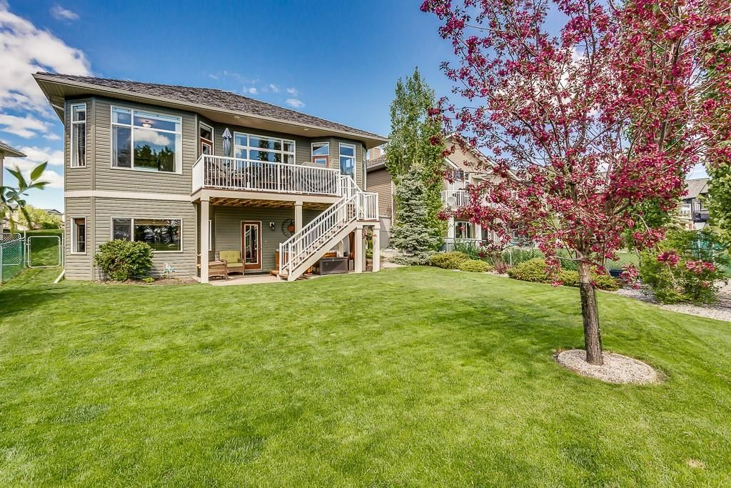 Welcome to this Gorgeous Executive Style Bungalow backing onto Woodside Golf Course in Airdrie.