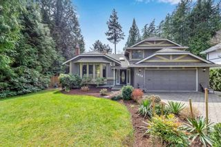 """Photo 1: 1929 AMBLE GREENE Drive in Surrey: Crescent Bch Ocean Pk. House for sale in """"Amble Greene"""" (South Surrey White Rock)  : MLS®# R2579982"""