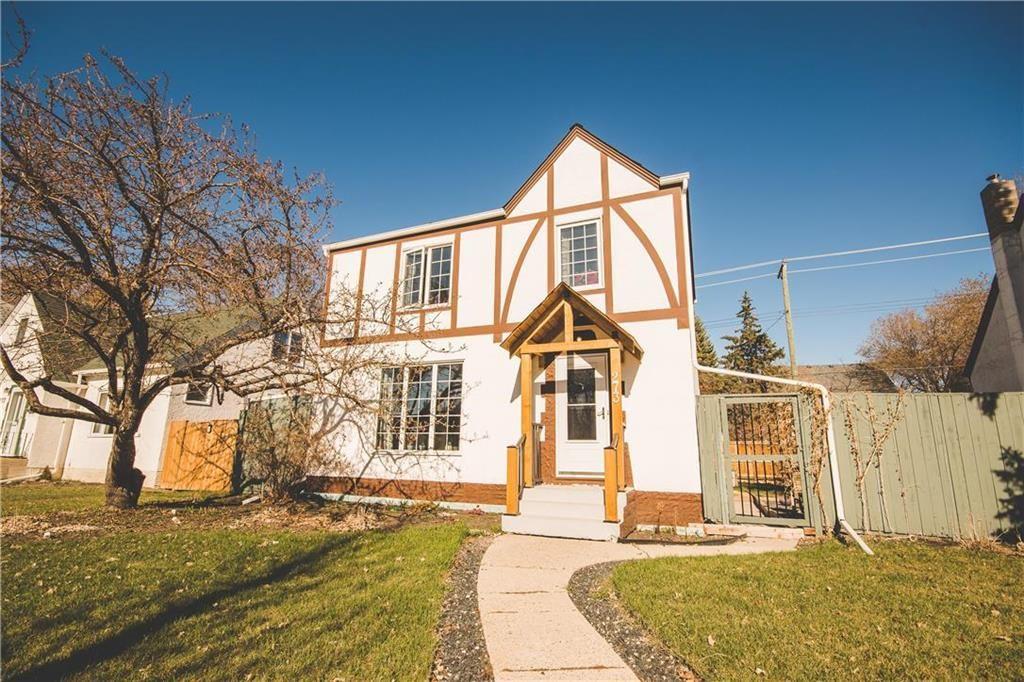 Main Photo: 273 Mandeville Street in Winnipeg: Deer Lodge Residential for sale (5E)  : MLS®# 202111270