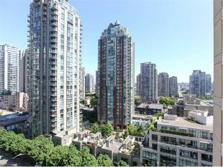 Photo 5: 1505 989 RICHARDS Street in Vancouver West: Home for sale : MLS®# V1124023