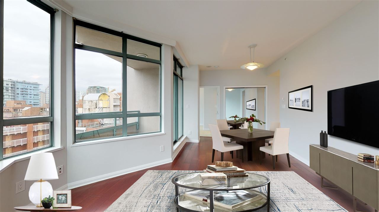 """Main Photo: 1106 1383 HOWE Street in Vancouver: Downtown VW Condo for sale in """"PORTOFINO"""" (Vancouver West)  : MLS®# R2533510"""